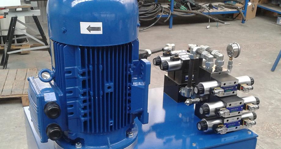 ЗГО Gidrolast поставляет гидростанции на заказ