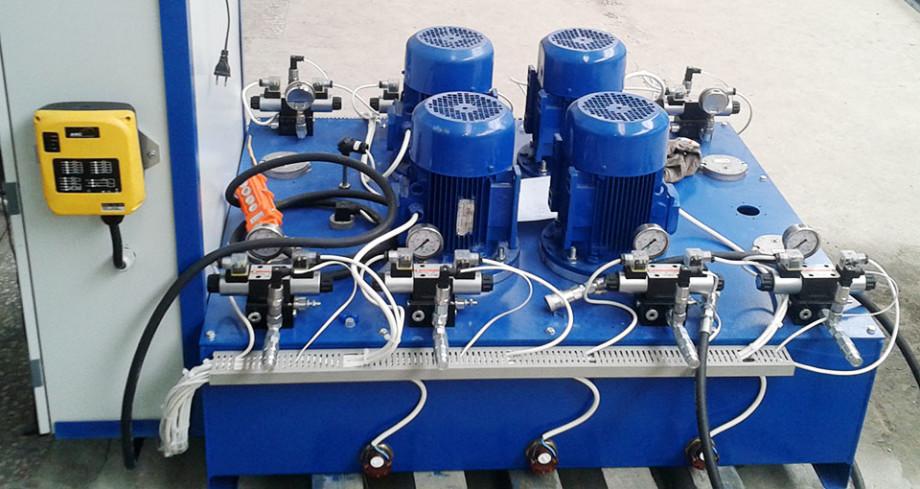 Gidrolast - станции смазки для гидравлики