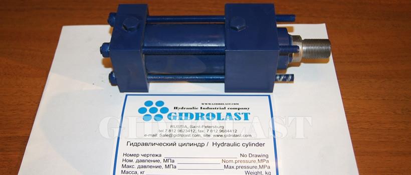 Гидроцилиндры для спецтранспорта