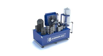 Гидростанции для гидравлического оборудования