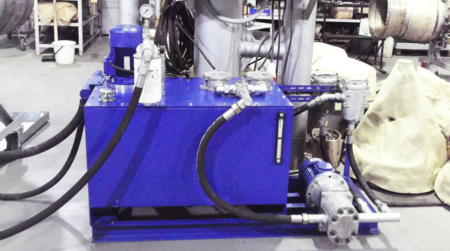 Gidrolast - изготовление станций смазки