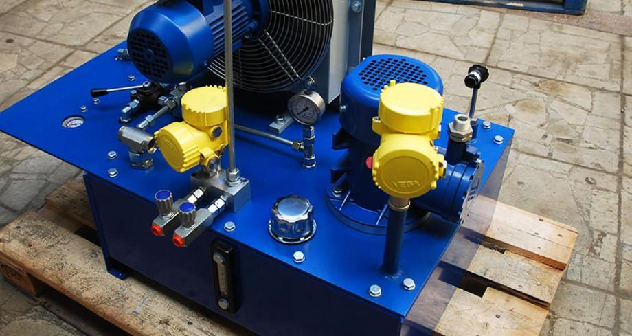 Гидростанции производства Gidrolast