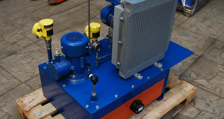 Гидростанции под заказ Gidrolast