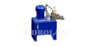 Мини гидростанция для подъемника от Отечественного производителя Гидроласт